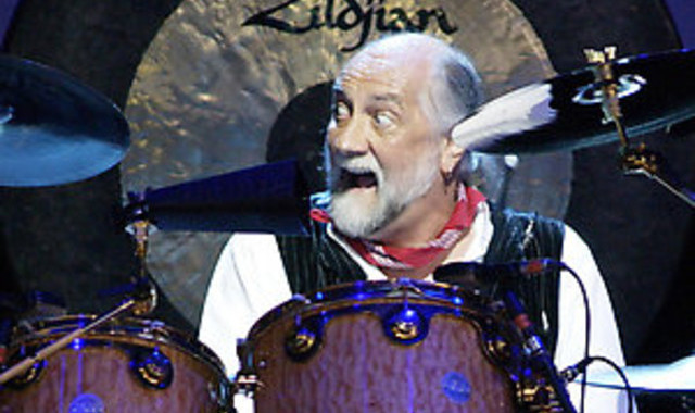 ABACA USA Mick Fleetwood Chronicle Pavilion
